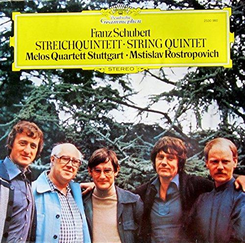 Schubert: Streichquintett / String Quintet C-dur D. 956 (op. Posth. 163) [Vinyl LP] [Schallplatte]