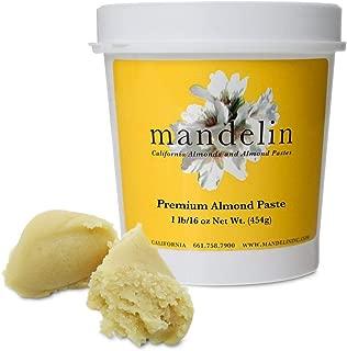 Mandelin Premium Almond Paste (1lb)