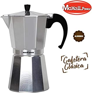 CAFETERA Italiana CLÁSICA Aluminio CAFÉ Junta Silicona 4