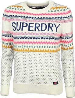 Superdry Super Gemstone Jumper su/éter para Mujer
