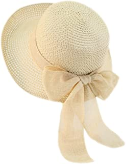 Topdo 1 Pcs Loisir Mme Casquette visi/ères R/églable Anti-Soleil Anti UV Chapeau de Soleil pour Loisir Voyage Vacances