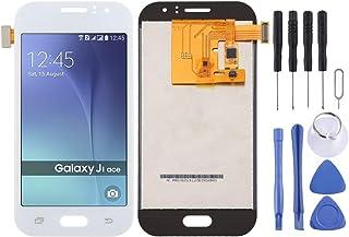 مجموعة كاملة من شاشة LCD ومحول رقمي من Lingland TFT لجهاز Galaxy J1 Ace / J110 / J110M / J110F / J110G / J110L (أسود) .Pho...