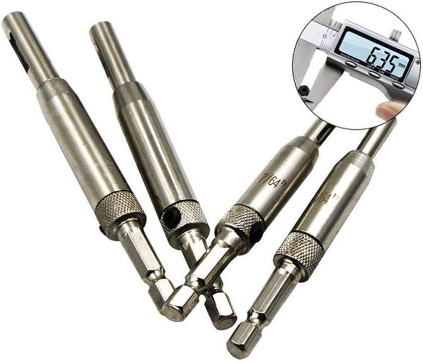 SHENYF 4PCS lot HSS Self Centering Max 89% OFF Center Bit Hinger Drill Posit Wholesale