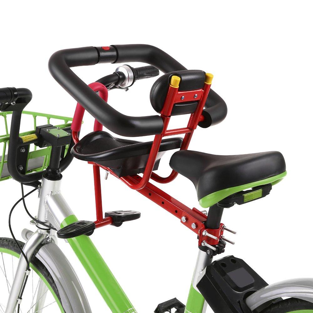 Lixada Niño Asiento De Bicicleta Silla de Montar Frente de ...