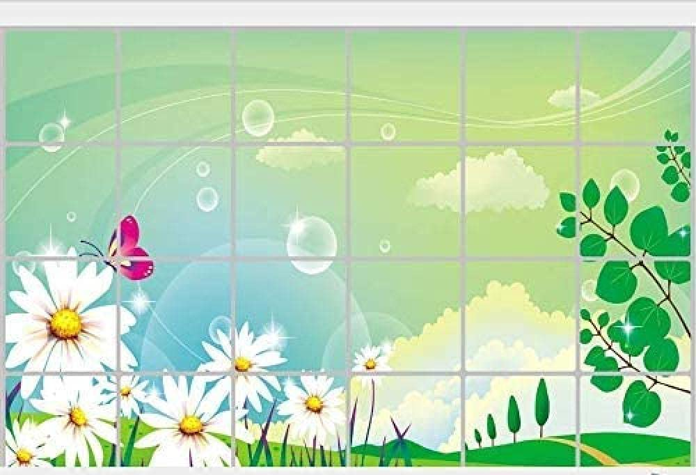 Classic Ranking TOP7 Wall Sticker Fume Waterproof Without Leavi and supreme Oil-Proof