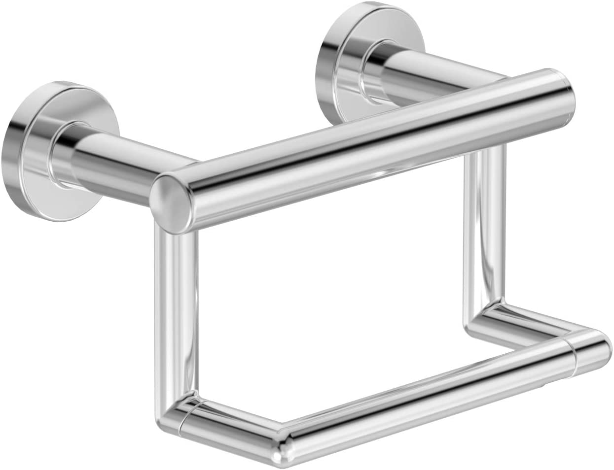Symmons 353gbtp Dia Ada Wall Mounted Toilet Paper Holder In Polished Chrome