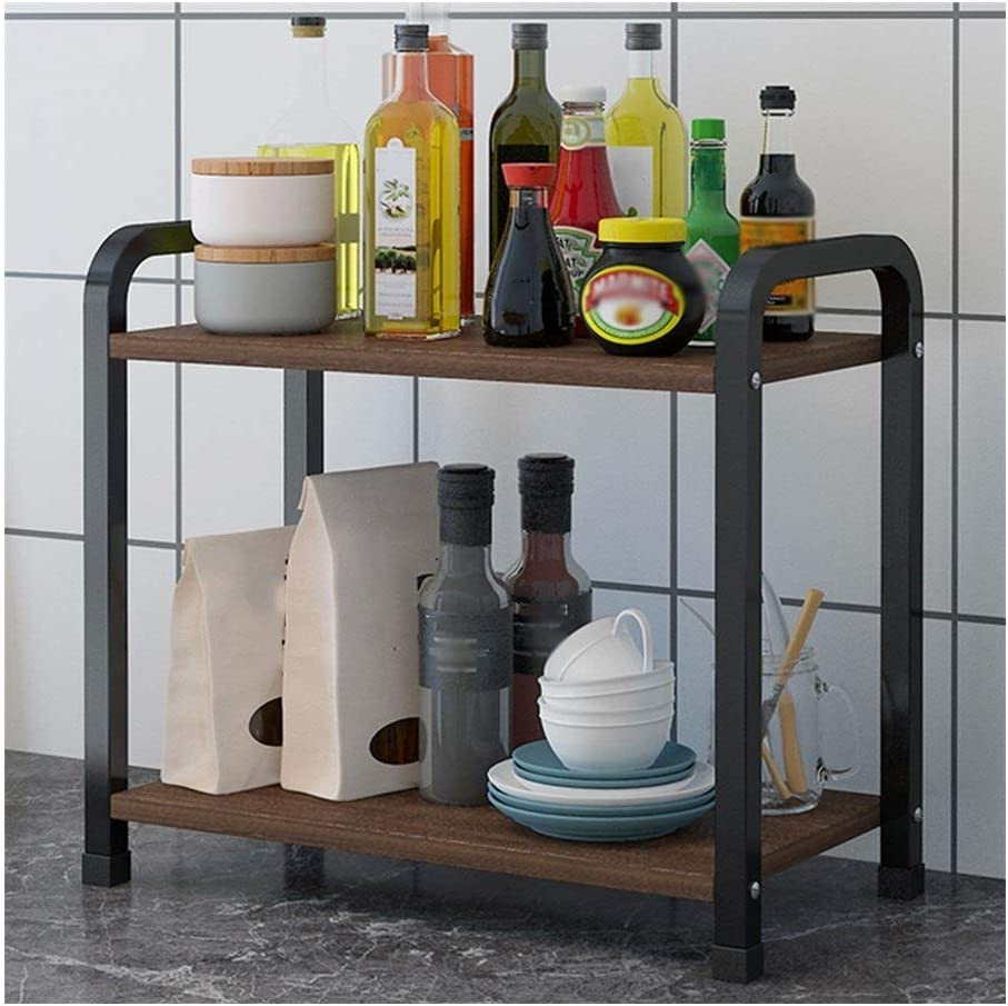 MTYLX Sales for sale Removable Kitchen Shelf New color Storage Rack Stand Microwave