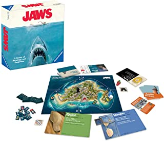 Ravensburger Jaws Strategy Board Game for Adults and Kids Age 12 and Years Up