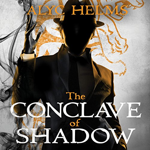 The Conclave of Shadow audiobook cover art