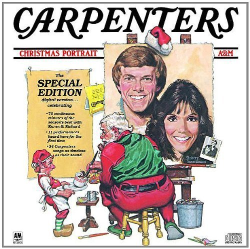 Christmas Portrait by Carpenters (1990) Audio CD