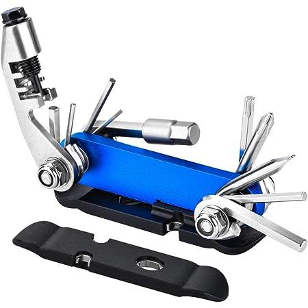 Kit di Riparazione per Moto e Biciclette 3,8 mm con smagliacatena e rivettatrice in Acciaio da 2,2 mm Yimosecoxiang 2,9 mm