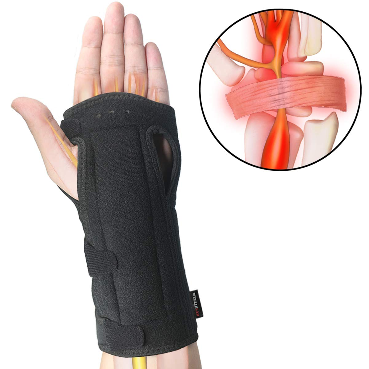 Carpal Comfortable Adjustable Support Cushion