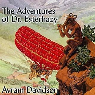 The Adventures of Doctor Eszterhazy audiobook cover art