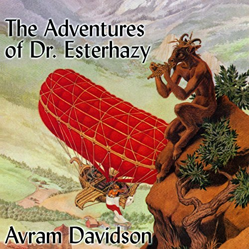The Adventures of Doctor Eszterhazy audiobook cover art