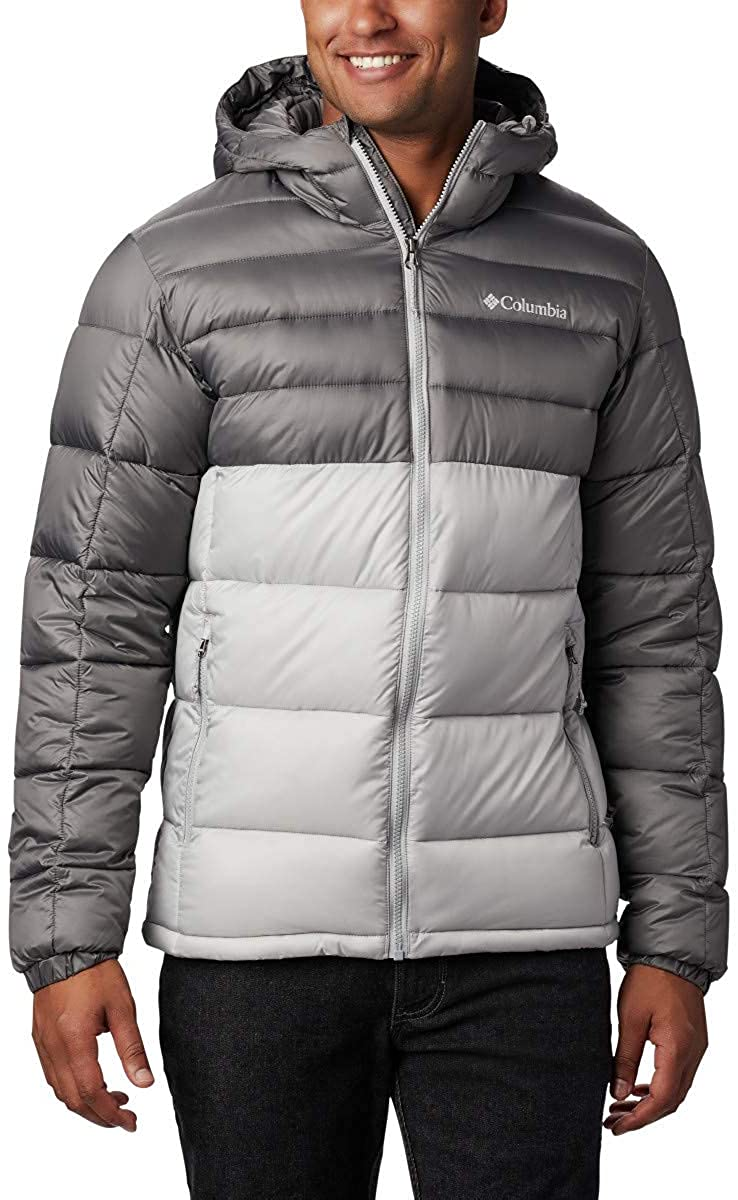 Columbia mens Buck Butte Insulated Hooded Jacket
