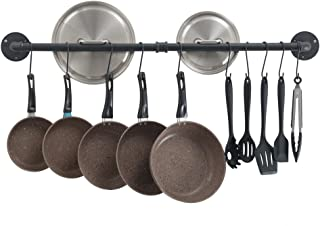 Best industrial pipe pot rack Reviews