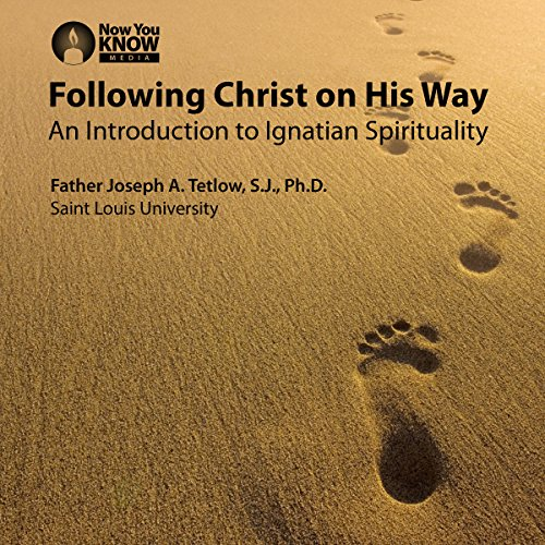 Following Christ on His Way: An Introduction to Ignatian Spirituality Titelbild