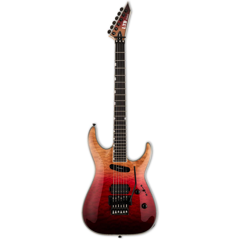 Cheap ESP LTD MH-1000HS Electric Guitar Black Cherry Fade Black Friday & Cyber Monday 2019