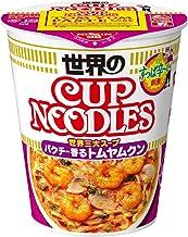 日清食品 カップヌードル トムヤムクンヌードル 75gx12個