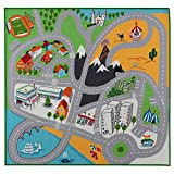 Ikea Lekplats Play Mat Children's Rug (DESIGN 1, 1)