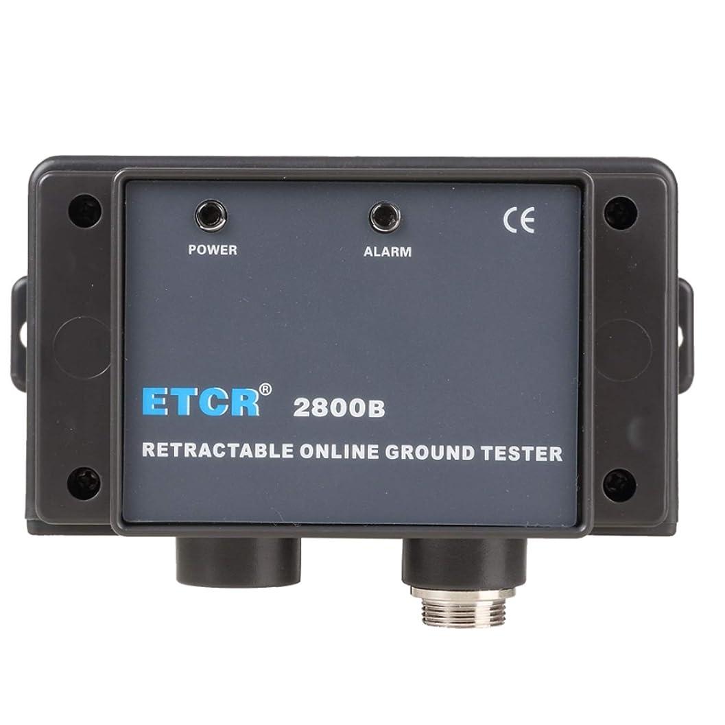 富ほんの上昇測定器の精度 非接触抵抗オンラインテスターETCR2800B