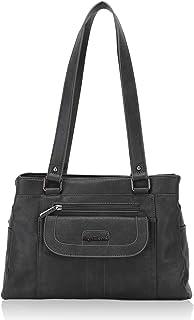Angel Barcelo Womens Fashion Handbags Tote Bag Cross Body Shoulder Bag Top Handle Satchel Purse