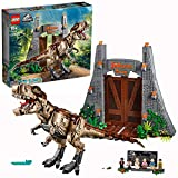 Lego Jurassic World 75936 - Confidenzial, multicolore
