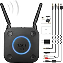 [Upgraded] 1Mii B06Pro Long Range Bluetooth Receiver, HiFi Wireless Audio Adapter,..