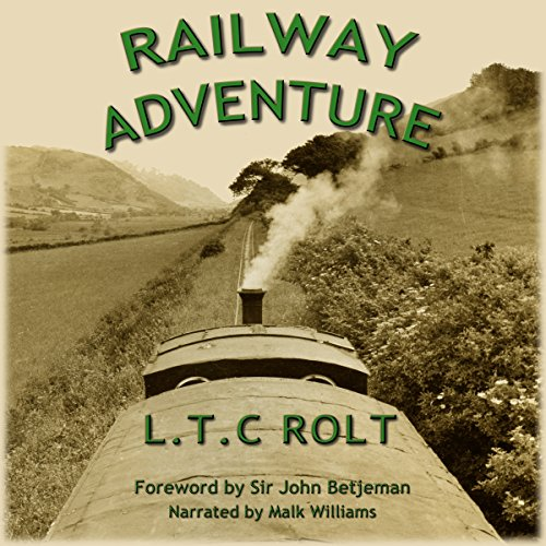 Railway Adventure cover art