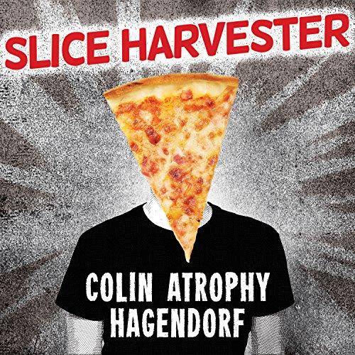 Slice Harvester audiobook cover art
