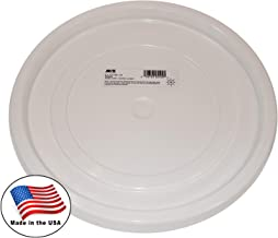 Argee Rg5502/10 Bucket, 3.5 Gallon/5 Gallon, White , Pack of 10