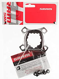 SRAM XX1 BB30 76mm BCD Spider with Chainring Bolts