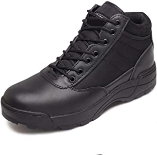 Men's Military Desert Tactical Boot Shoes Autumn Breathable Combat Ankle Boots