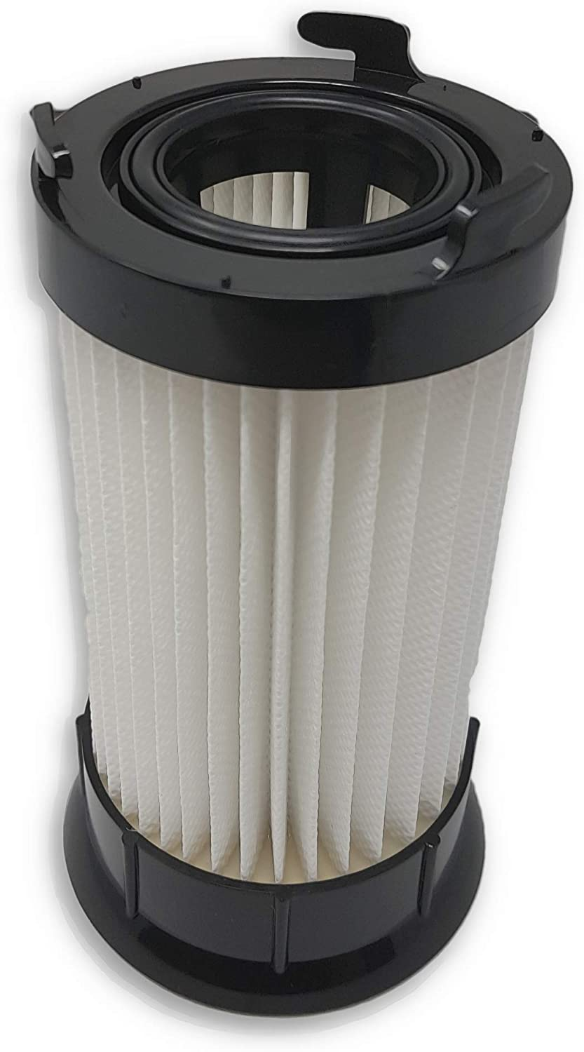 ZVac 2Pk Compatible Filters Replacement for Eureka DCF-4 DCF-18 HEPA Filter. Replaces Parts# 63073A & 63073C