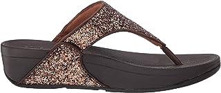 FITFLOP Lulu Glitter Toe-Thongs, Women's Thong Sandals
