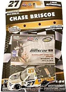 nascar Authentics 1:64 Chase Briscoe 2019 Truck Diecast Wave 03
