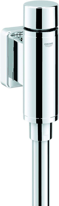 GROHE Rondo Druckspüler für Urinal, integrierte Vorabsperrung, Behrdenausführung 37342000