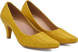 SHOOOZ Women's Bellies Latest Stilettos Heels Stylish Collection