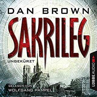 Sakrileg (Robert Langdon 2) [German Edition] cover art