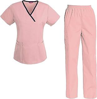 Smart Uniform Healthcare Dr Divisa veterinaria S-3XL Estetista Infermieristica