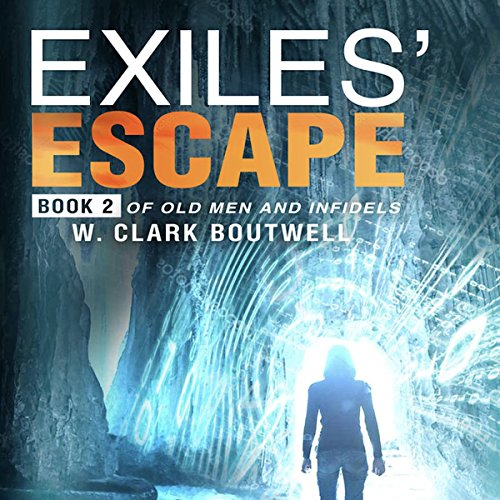 Exiles' Escape audiobook cover art