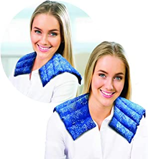 Nature Creation Heating pad for Neck and Shoulders | Microwave Heating pad | Natural hot Packs for Pain Rel...