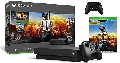 Microsoft Xbox One X 1TB PLAYERUNKNOWN'S BATTLEGROUNDS Bundle + Xbox One Wireless Controller - Black   Include:Xbox One X ...