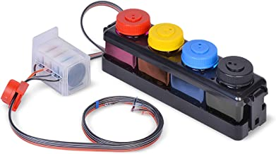 Wonderink CISS DIY 300ml Compatible with HP678 HP65 HP Officejet 4630 HP4632 HP4634 HP4635