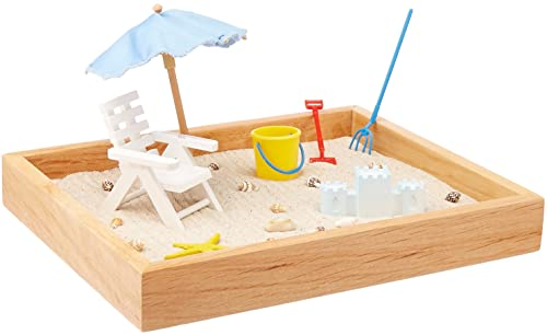 Garantía 100% de ajuste Executive Sandbox - A Day at at at the Beach by Executive Sandbox  tienda de venta