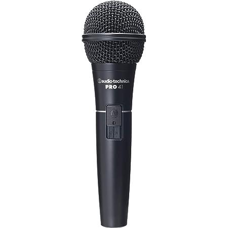audio-technica ダイナミックマイクロホン PRO41 XLRマイクケーブル付属