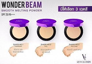 V2 Revolution Wonder Beam Smooth Melting Powder SPF 25 PA++ 11g (No.2 Ivory)