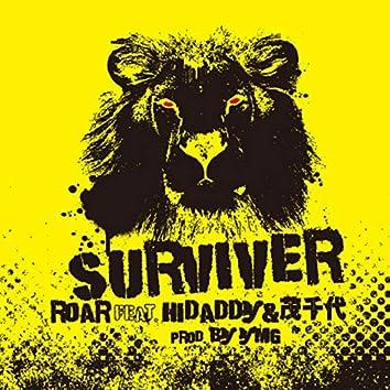 SURVIVER pro. YMG (feat. HIDADDY & SHIGECHIYO)