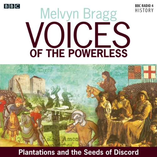 Voices of the Powerless: Plantation and the Seeds of Discord audiobook cover art