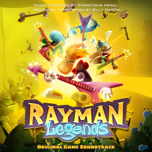Rayman Legends (Original Game Soundtrack)